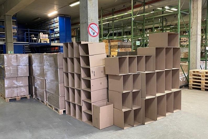 Konfektionierung und Logistik TradeNova Idstein